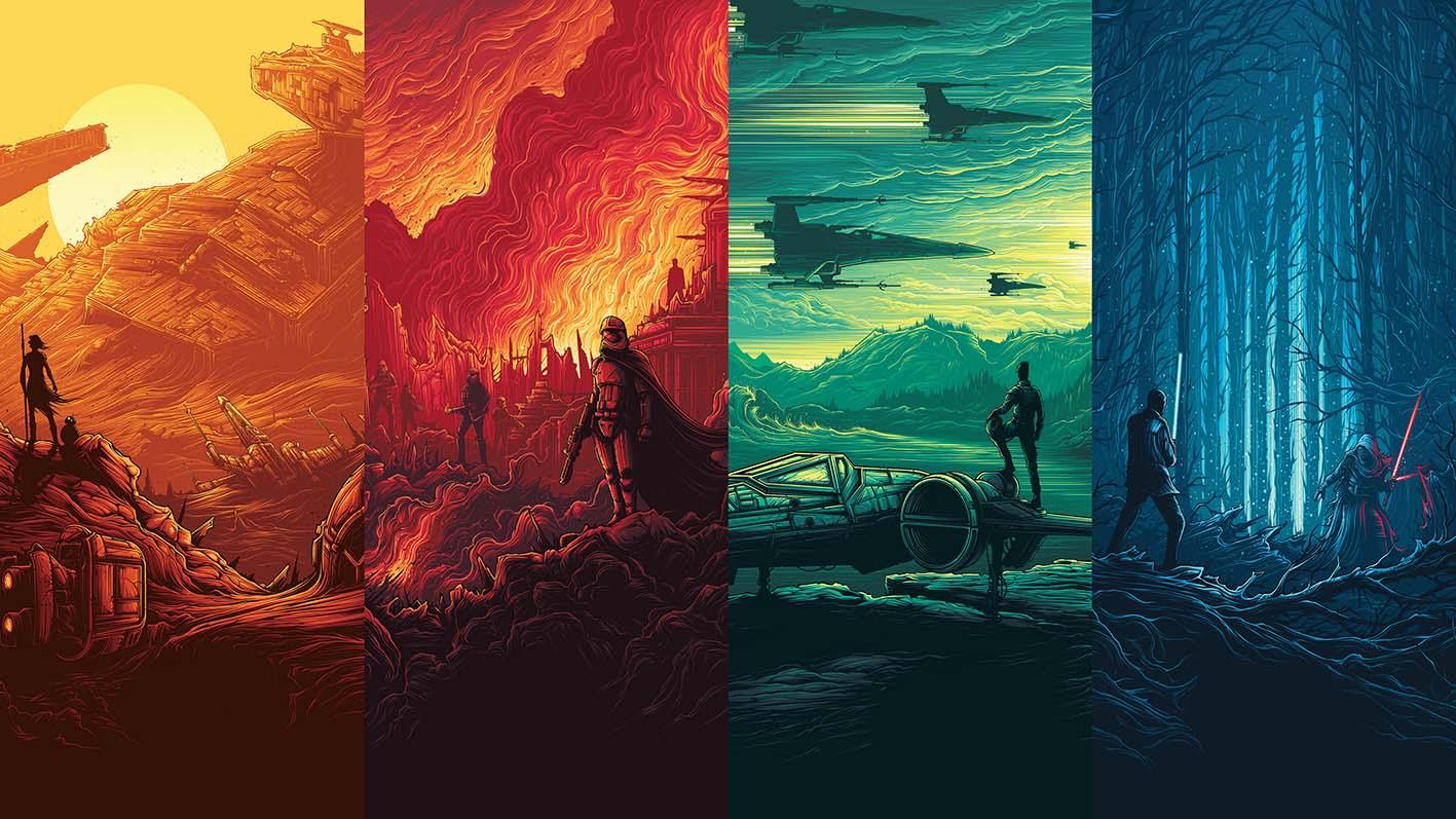 Комиксы Star Wars