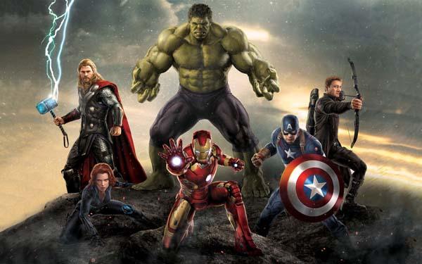 Команда мстителей
