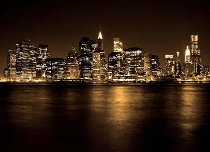 Современный город - 233 | Wall-Style