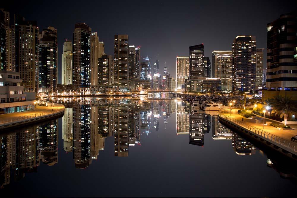 Современный город - 203 | Wall-Style