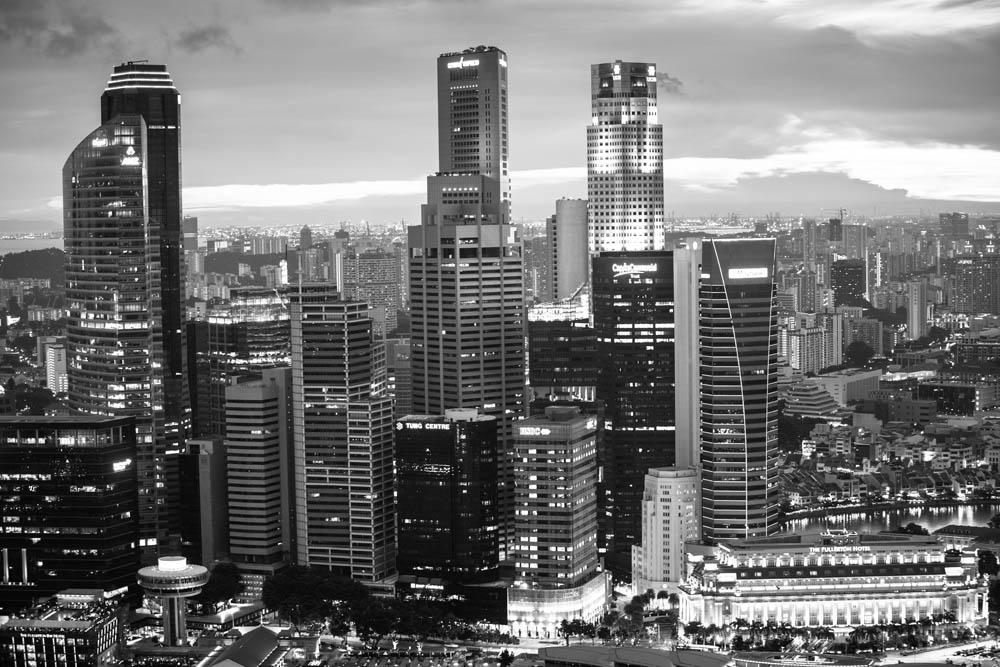 Современный город - 21 | Wall-Style