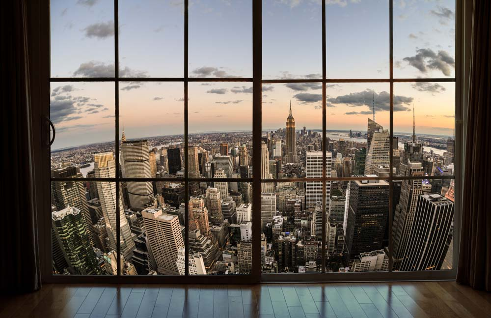 Современный город - 16 | Wall-Style