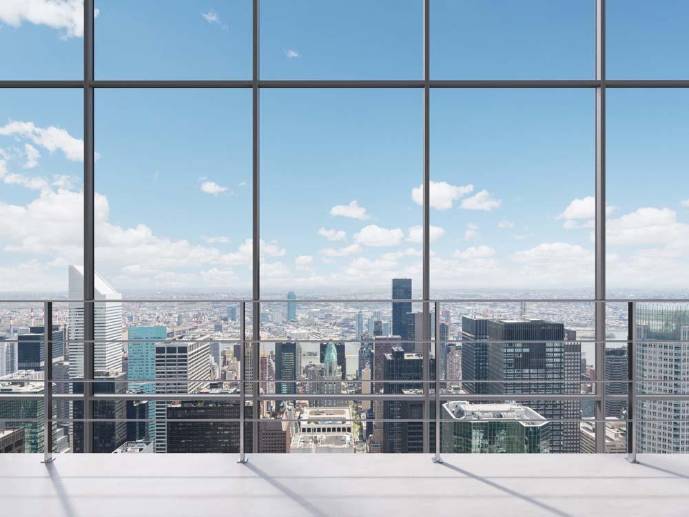 Современный город - 104 | Wall-Style