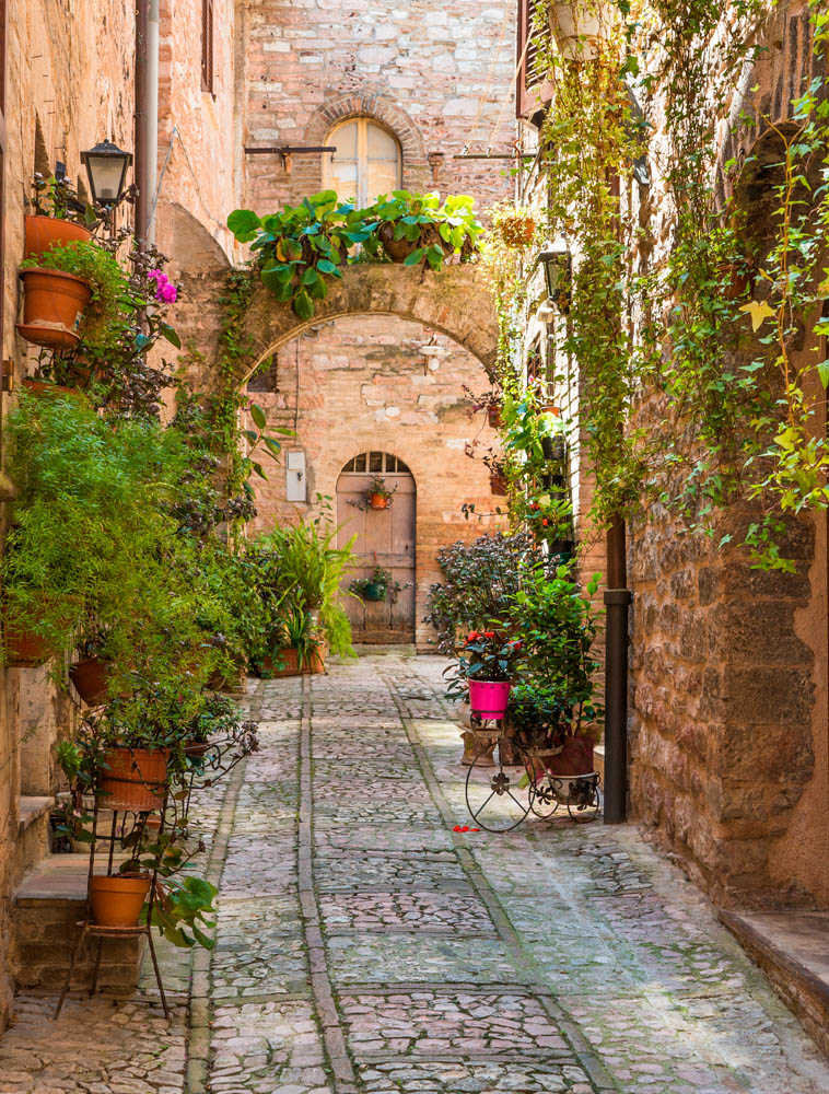 Старый город - 12 | Wall-Style