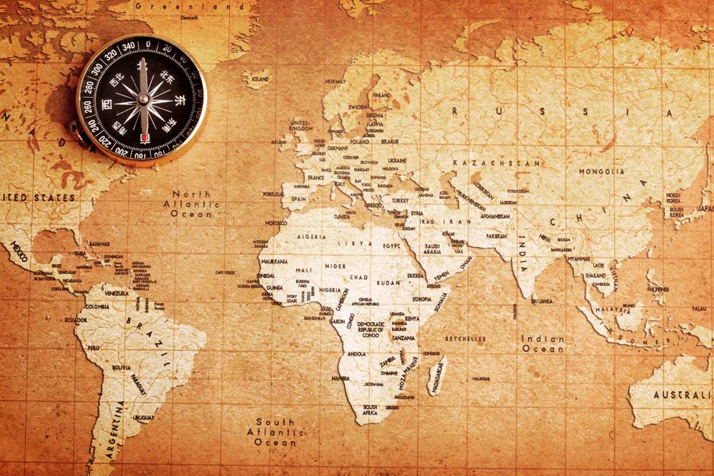 Карты - 141 | Wall-Style
