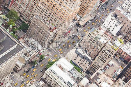 Современный город - 1 | Wall-Style
