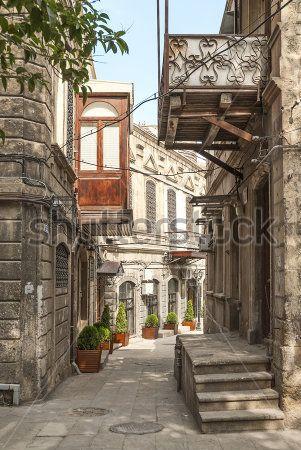 Старый город - 4 | Wall-Style
