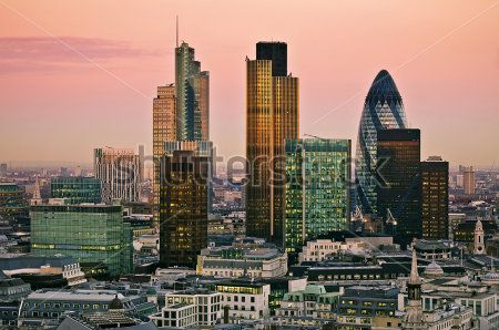 Современный город - 11 | Wall-Style