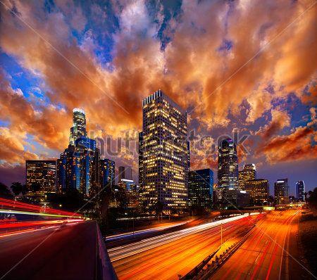Современный город - 2 | Wall-Style