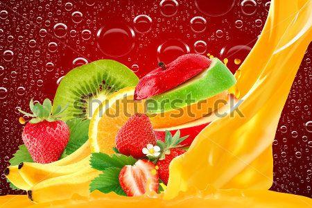 Еда и напитки - 75 | Wall-Style