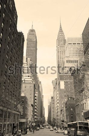 Современный город - 5 | Wall-Style