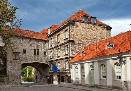 Старый город - 17   Wall-Style