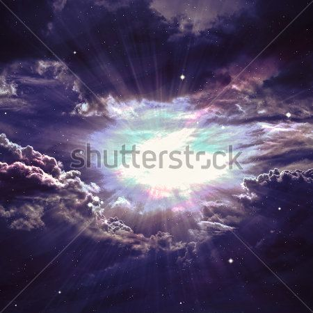 Небо и космос - 8   Wall-Style