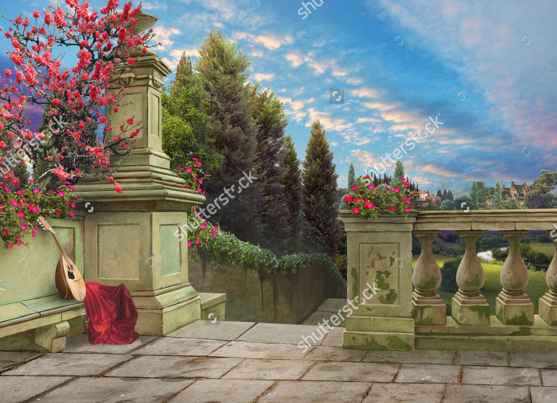 Современная фреска - 178 | Wall-Style
