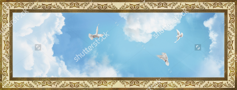 Современная фреска - 172 | Wall-Style