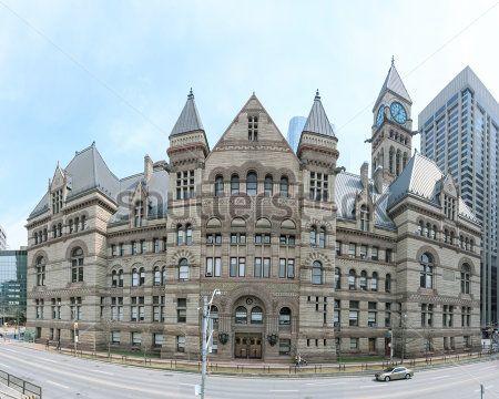 Замок в Торонто
