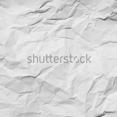 Мятая бумага