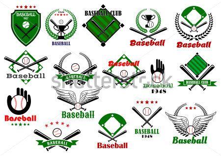 Эмблемы бейсбола