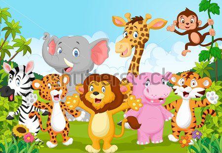 Каталог Картина зверята: Детские | Wall-Style