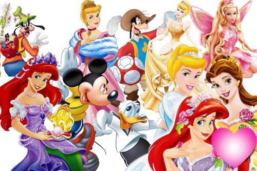 Каталог Картина бал принцесс: Детские   Wall-Style