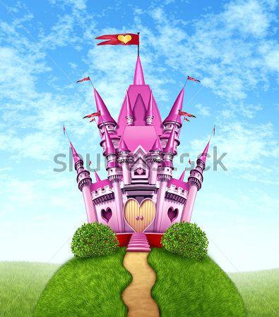 Каталог Фотообои розовый замок:    Wall-Style