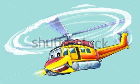 Каталог Картина веселый самолет: Детские   Wall-Style