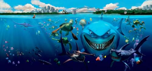 Каталог Фотообои подводная братва:    Wall-Style