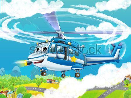 Каталог Фотообои вертолет в небе:    Wall-Style