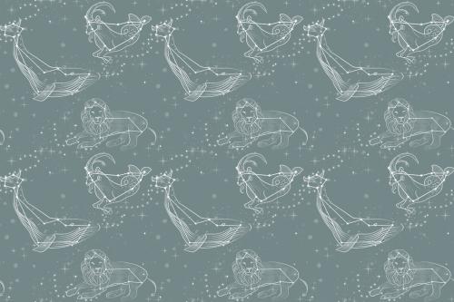 Каталог Картина созвездия гороскопа: Детские | Wall-Style