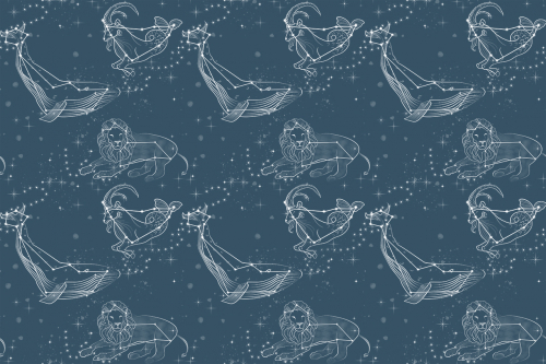 Каталог Картина небесный зодиак: Детские | Wall-Style