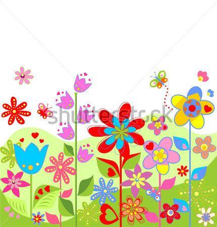 Каталог Картина цветы: Детские | Wall-Style