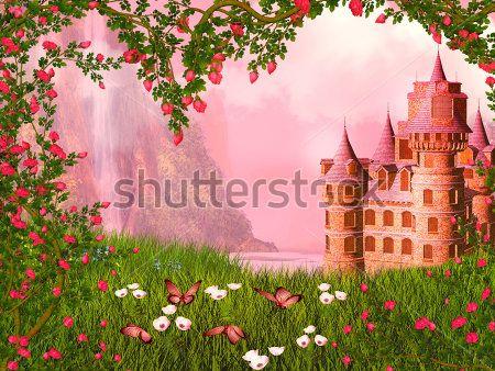 Каталог Фотообои замок:    Wall-Style