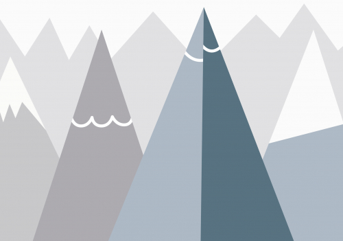 Каталог Картина горы: Детские | Wall-Style