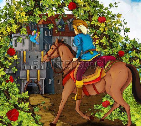 Каталог Фотообои принц на коне:    Wall-Style