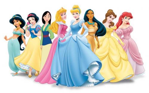 Каталог Фотообои принцессы диснея:  | Wall-Style