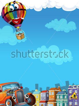 Каталог Картина винтажный автомобиль: Детские | Wall-Style