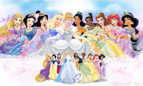 Каталог Фотообои красивые принцессы:  | Wall-Style