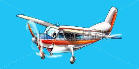 Каталог Картина самолет: Детские   Wall-Style