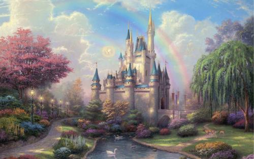 Каталог Фотообои замок:  | Wall-Style