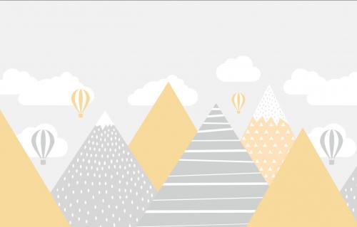 Каталог Картина горы: Детские   Wall-Style
