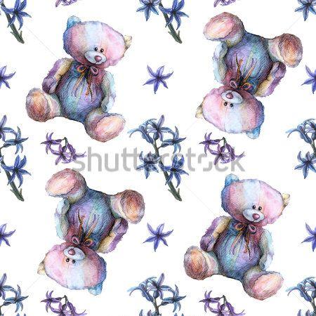 Каталог Фотообои мишки:  | Wall-Style