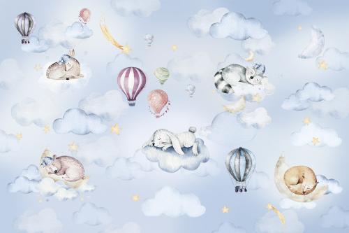 Каталог Картина сладкий сон: Детские   Wall-Style
