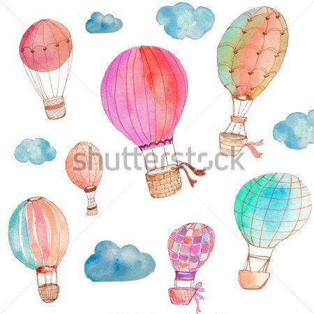 Каталог Фотообои воздушные шары:    Wall-Style