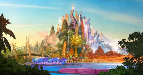 Каталог Картина сказочный мир: Детские   Wall-Style