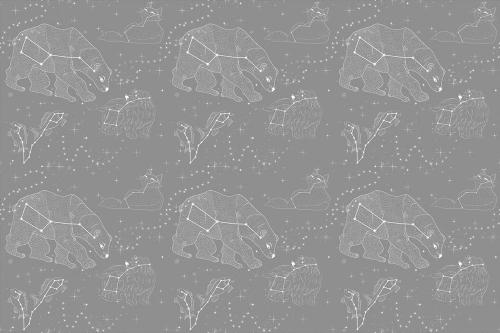 Каталог Картина созвездия: Детские | Wall-Style