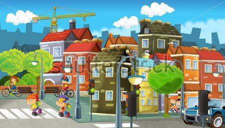 Каталог Картина улица: Детские   Wall-Style