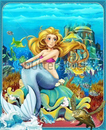 Каталог Картина морское дно: Детские | Wall-Style