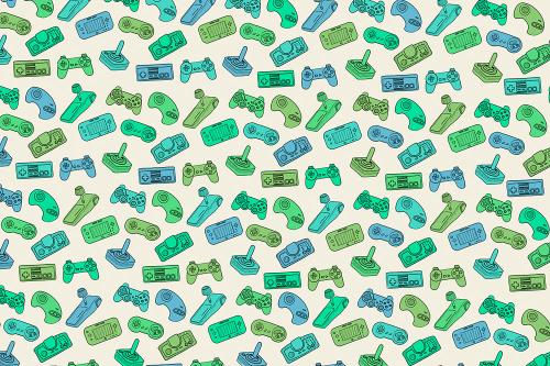 Каталог Картина джойстики: Детские | Wall-Style