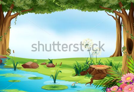 Каталог Фотообои сказочный лес:  | Wall-Style