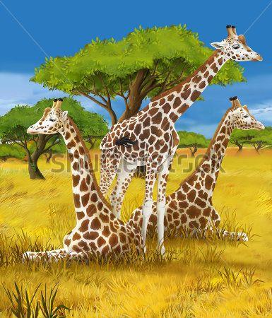 Каталог Картина сафари: Детские   Wall-Style